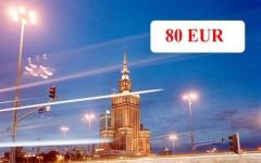 Чартърни полети Варна-Варшава 2019